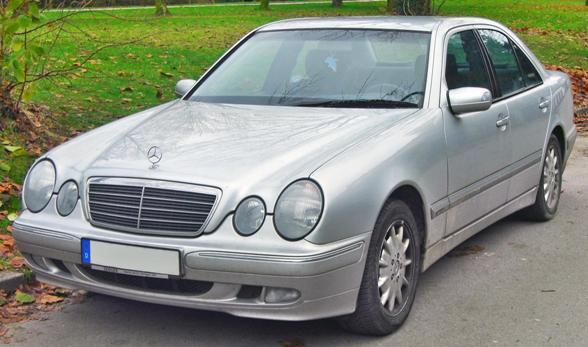 Mercedes-Benz E 290 CDI W210